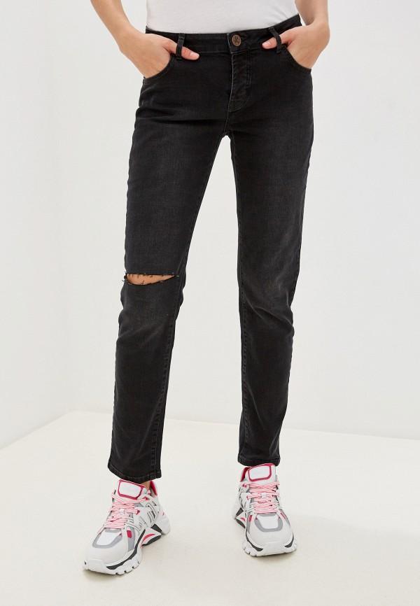 женские джинсы one teaspoon, черные