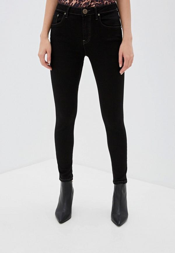 Фото - женские брюки One Teaspoon черного цвета