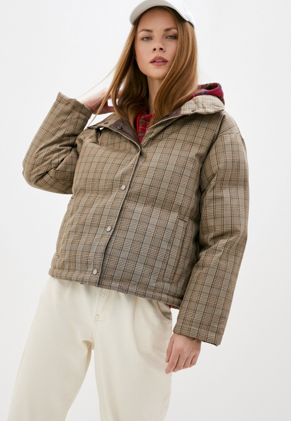 женская куртка on parle de vous, разноцветная
