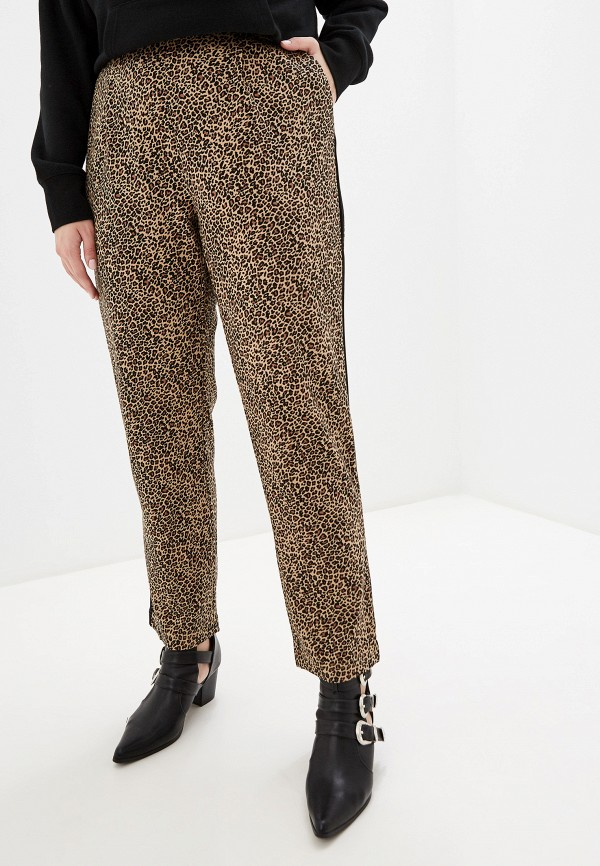 женские повседневные брюки only carmakoma, разноцветные