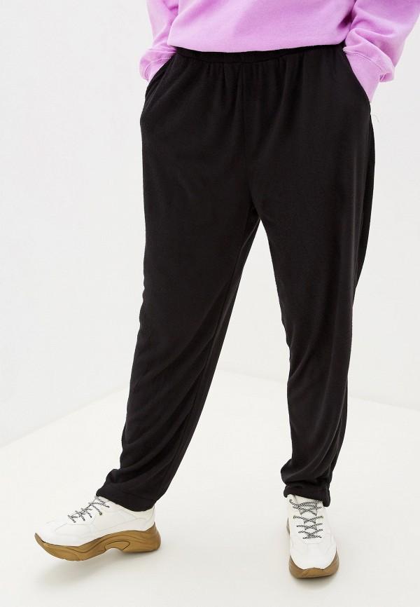 женские повседневные брюки only carmakoma, черные