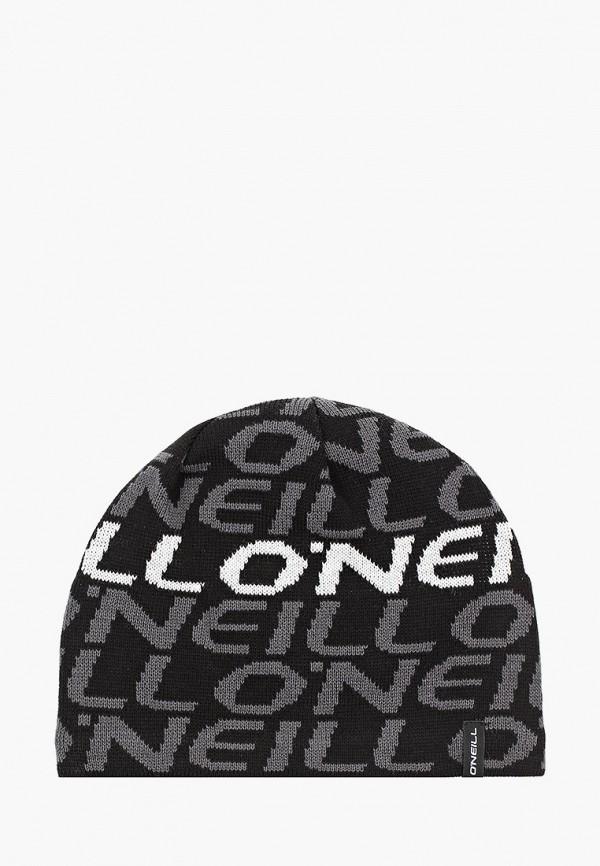 мужская шапка o'neill, черная