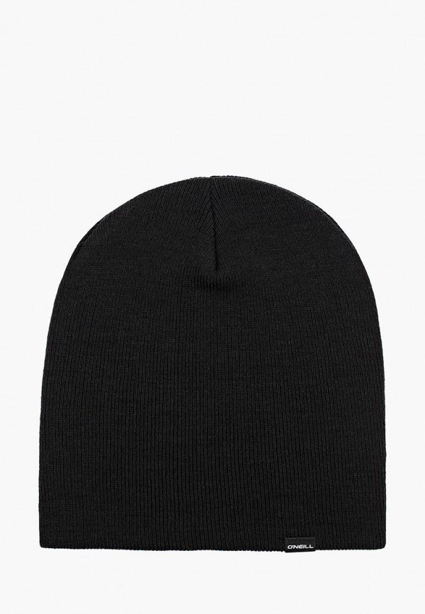 женская шапка o'neill, черная