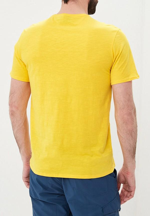 Фото 3 - мужскую футболку O`Neill желтого цвета