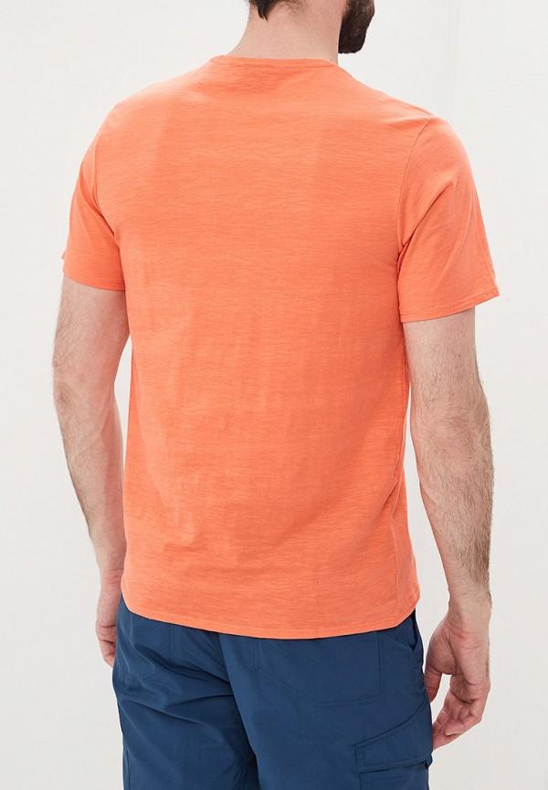 Фото 3 - мужскую футболку O`Neill оранжевого цвета