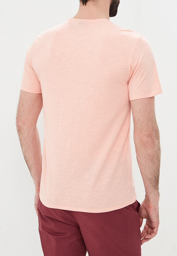 Фото 3 - мужскую футболку O`Neill кораллового цвета
