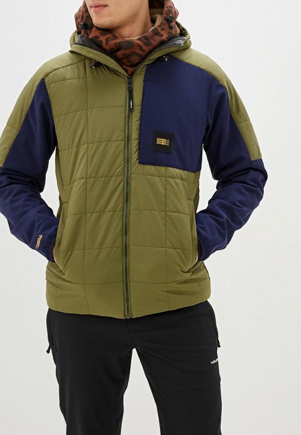 мужская куртка o'neill, хаки