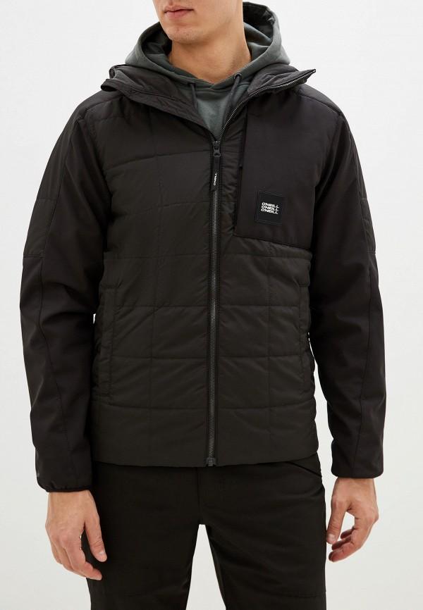 мужская куртка o'neill, черная