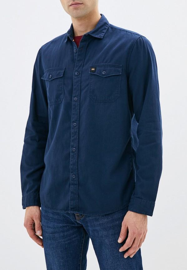 мужская рубашка o'neill, синяя