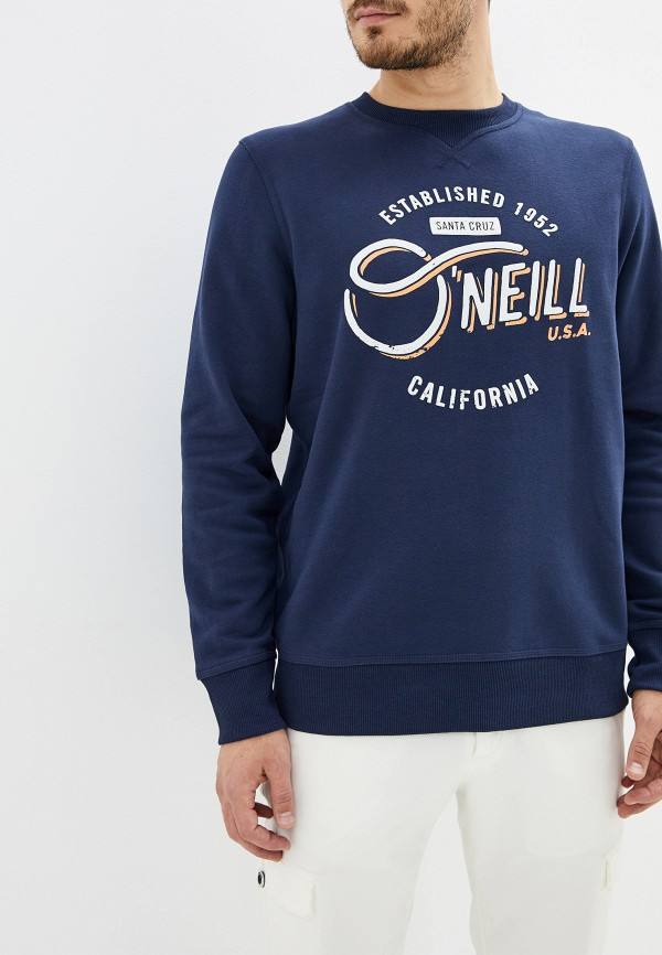 Свитшот O`Neill O`Neill ON355EMGGEI1 бейсболка мужская o neill bm trucker cap цвет оливковый 7a4110 6103 размер универсальный