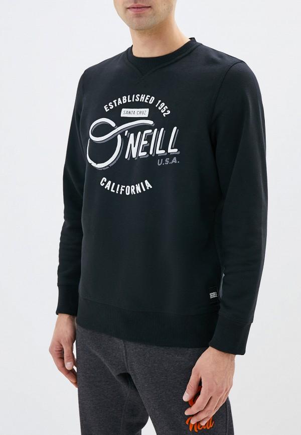 мужской свитшот o'neill, черный