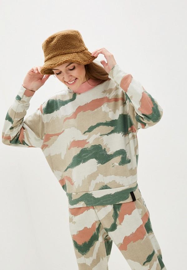 женский свитшот o'neill, разноцветный