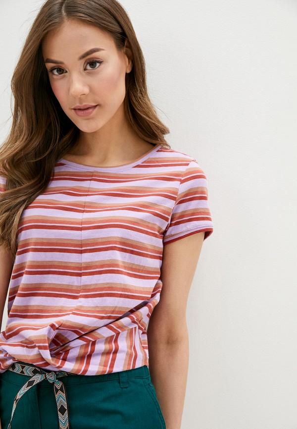 женская спортивные футболка o'neill, разноцветная
