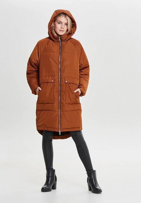 Куртка утепленная Only Only ON380EWCAYQ3 куртка утепленная only only on380ewcayx9