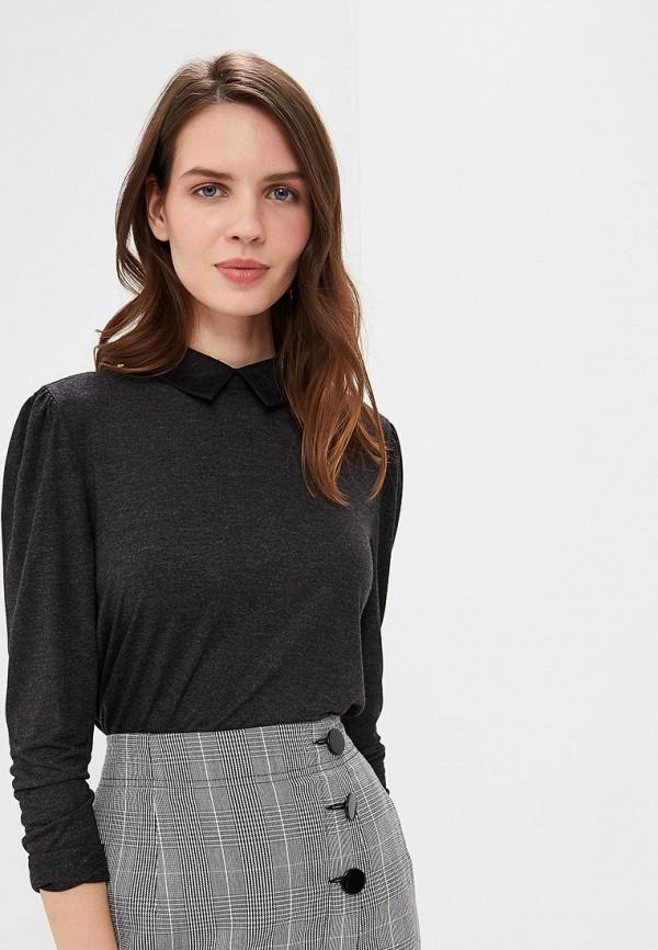 женская блузка only, черная