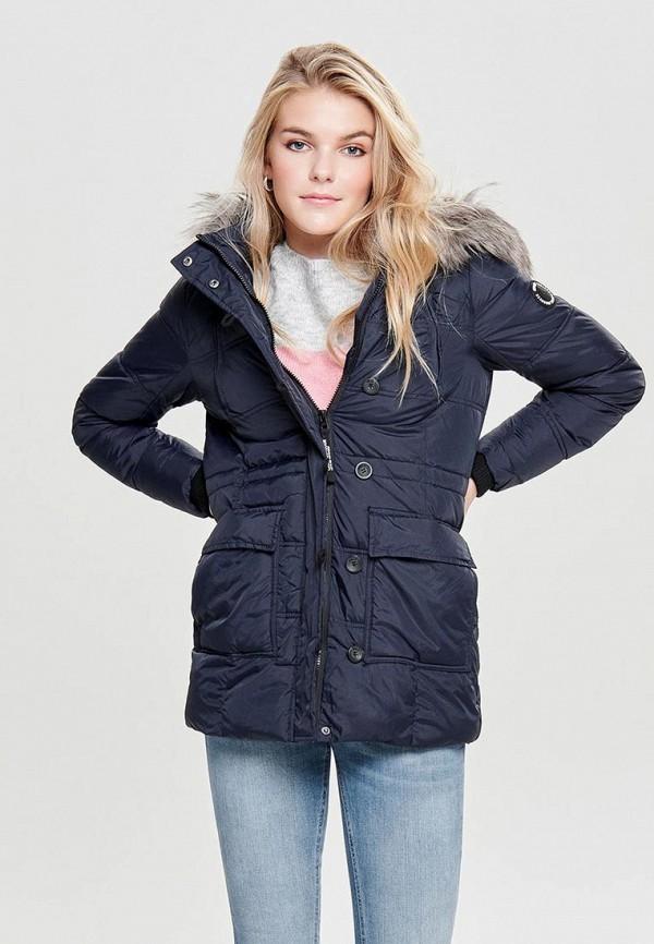 Куртка утепленная Only Only ON380EWCYBA2 куртка утепленная only only on380ewcayx9