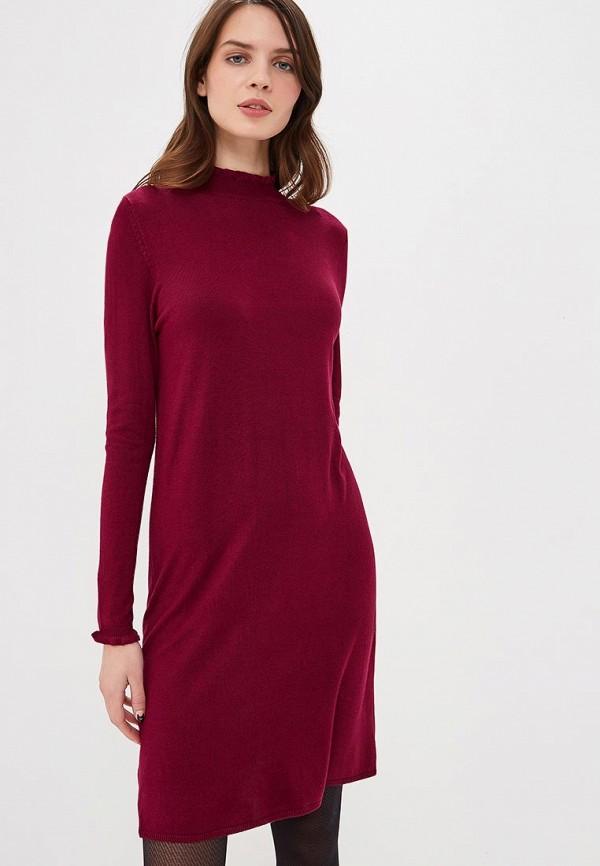 женское платье only, фиолетовое
