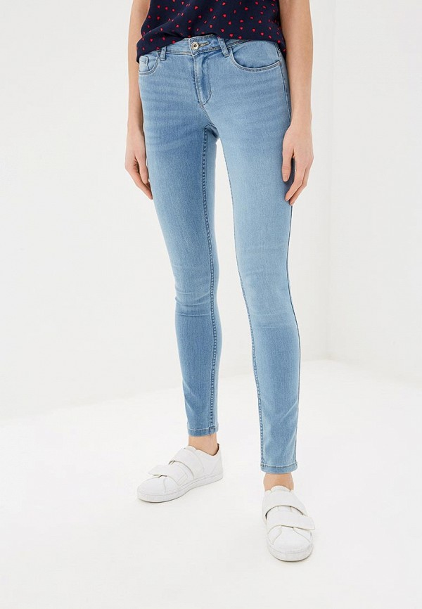 женские джинсы only, голубые