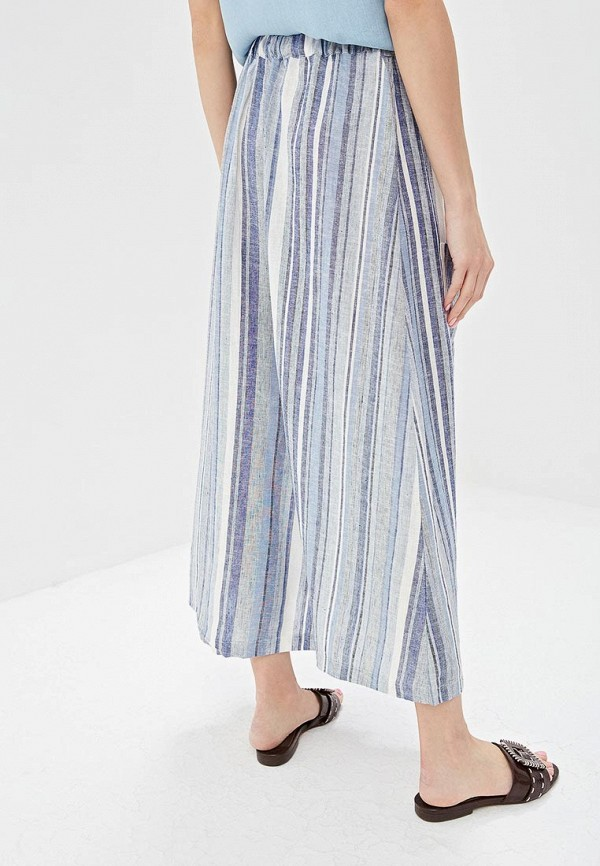 Фото 3 - женскую юбку Only синего цвета