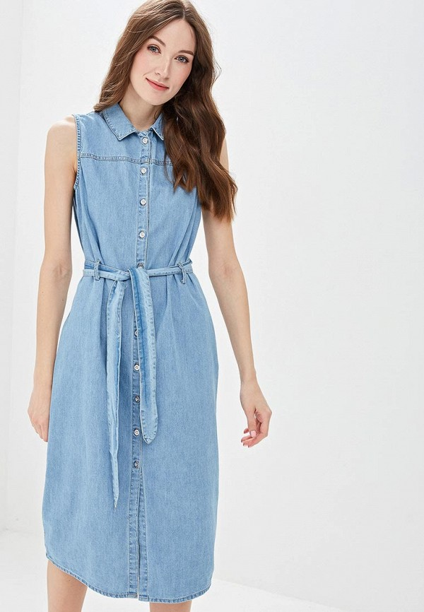 Платье джинсовое Only Only ON380EWEDUW6