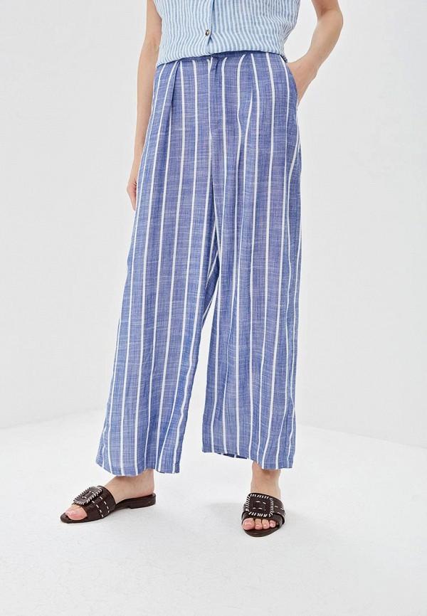 женские повседневные брюки only, голубые