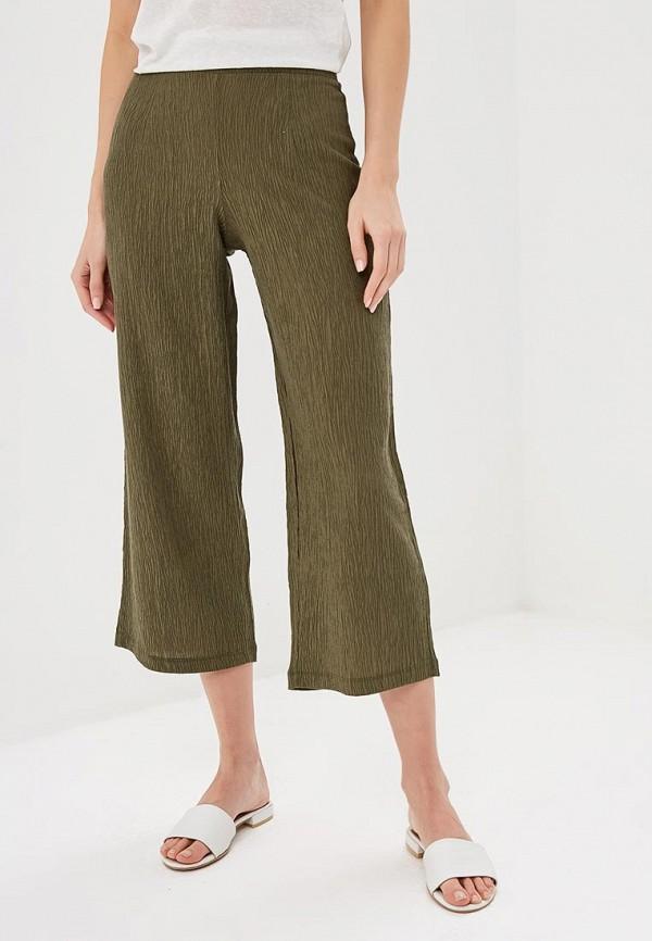 женские повседневные брюки only, хаки