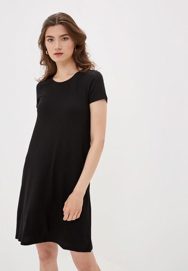 Фото - женское платье Only черного цвета