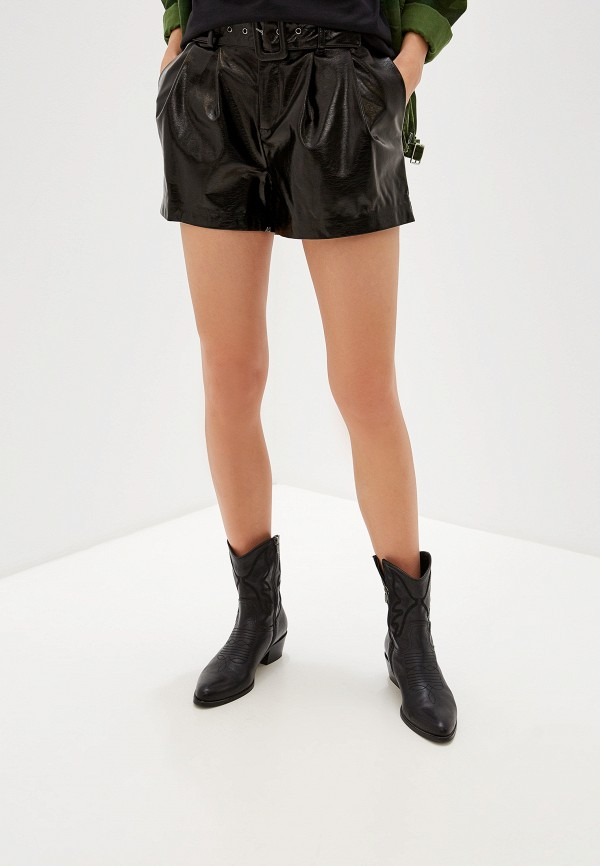 женские шорты only, черные