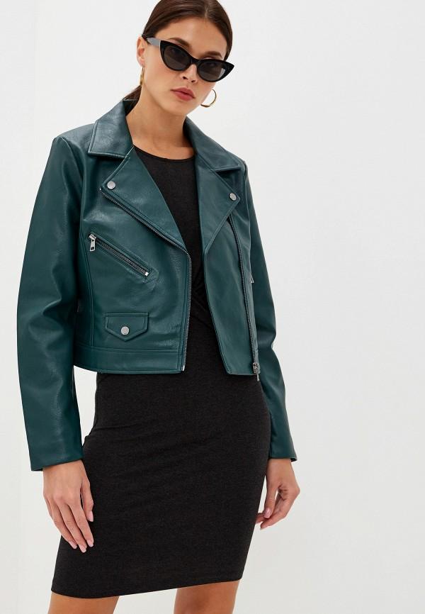 женская куртка only, золотая