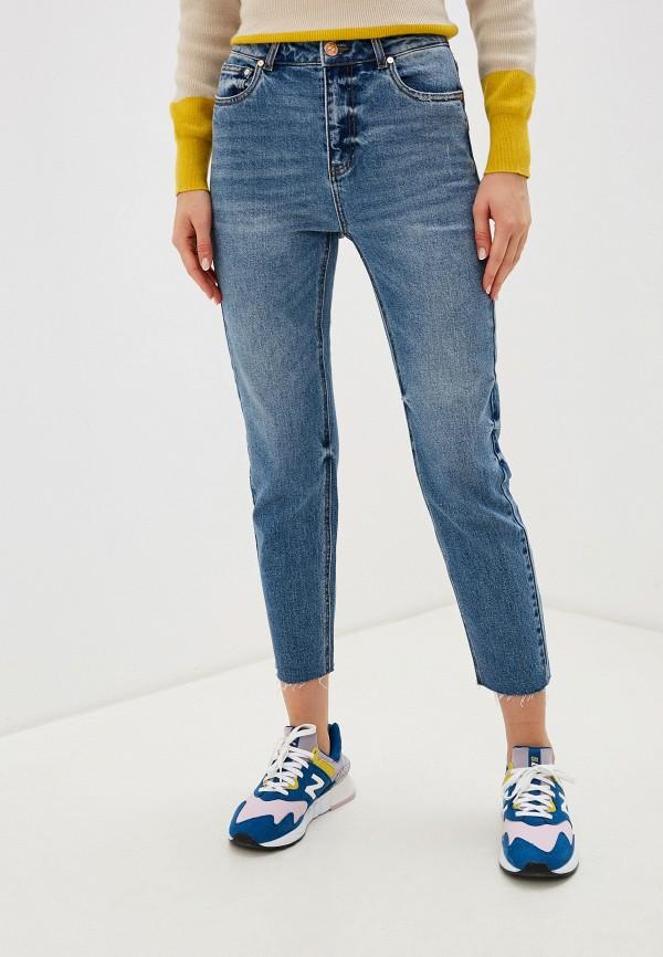 женские джинсы скинни only, синие
