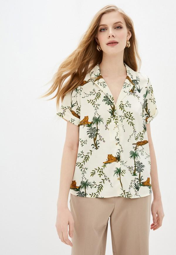 женская блузка only, разноцветная