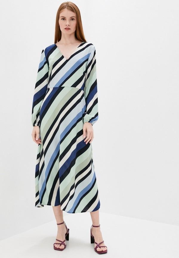 женское повседневные платье only, разноцветное
