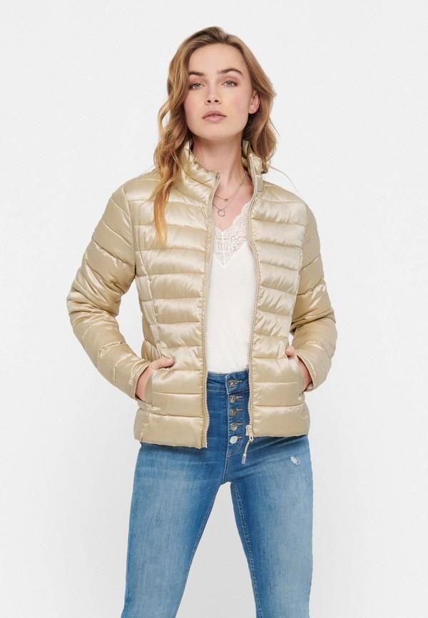 женская куртка only, разноцветная
