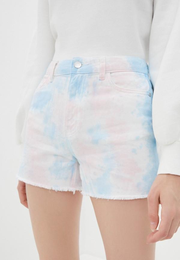 женские джинсовые шорты only, голубые