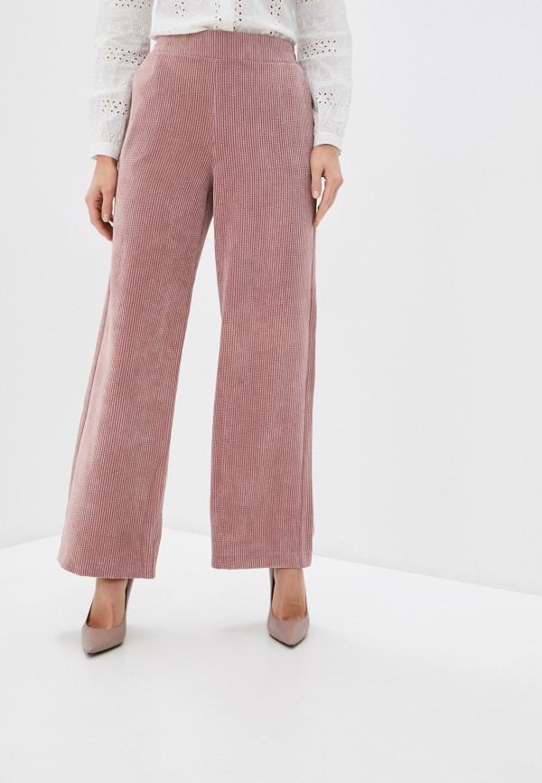 женские повседневные брюки only, розовые