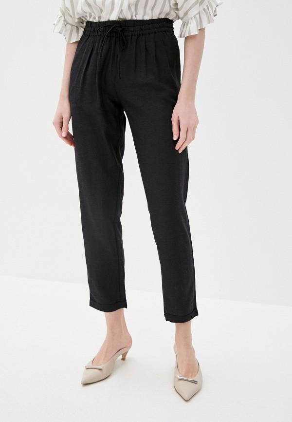 женские повседневные брюки only, черные