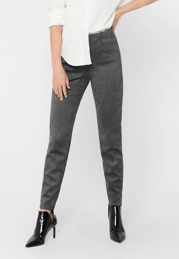 женские брюки only, серые
