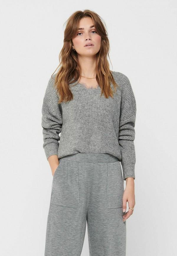 женский пуловер only