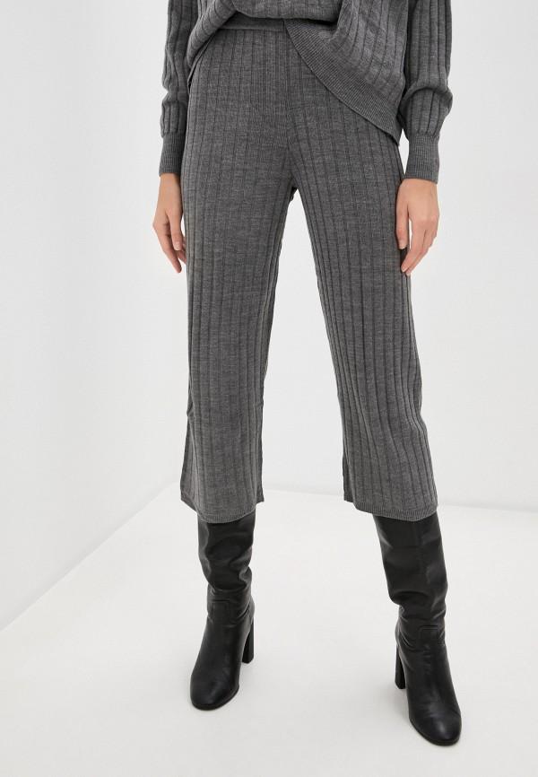 женские повседневные брюки only, серые