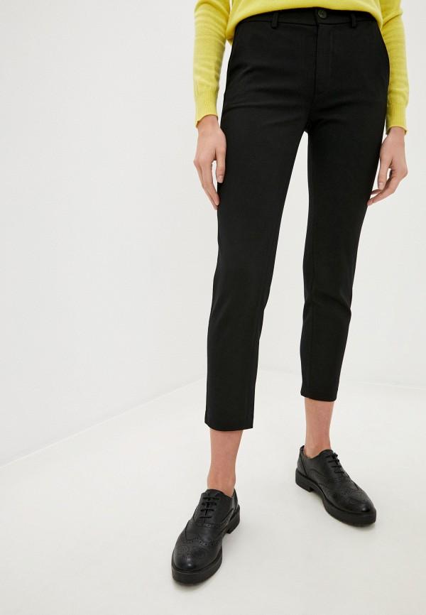 женские классические брюки only, черные