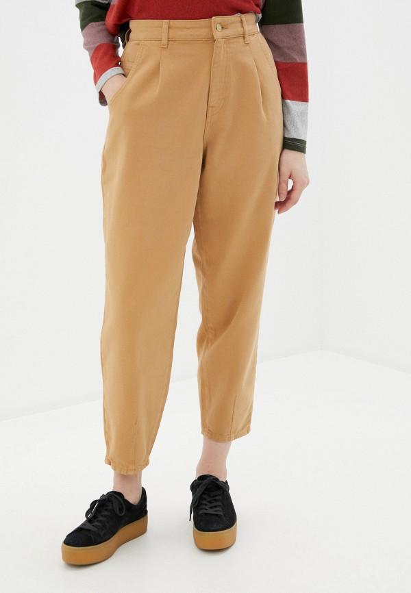 женские джинсы бойфренд only, бежевые