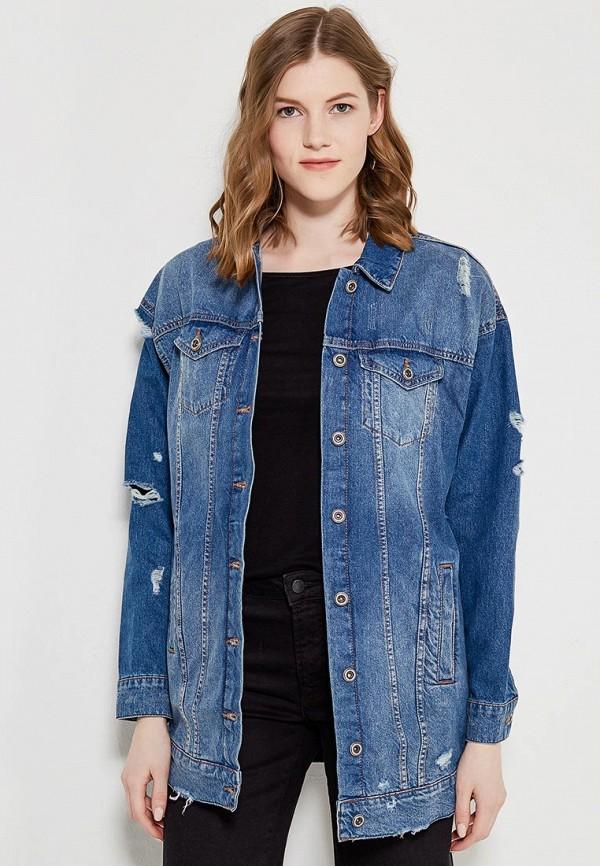 Купить Куртка джинсовая Only, on380ewzkw73, синий, Весна-лето 2018