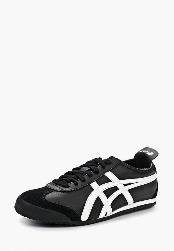 мужские кроссовки onitsuka tiger, черные
