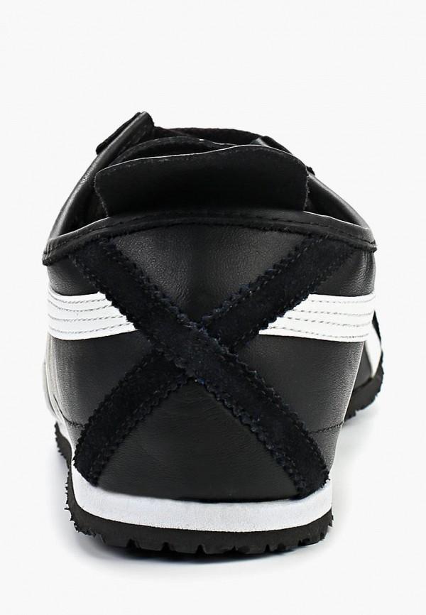 Фото 2 - Кроссовки Onitsuka Tiger черного цвета