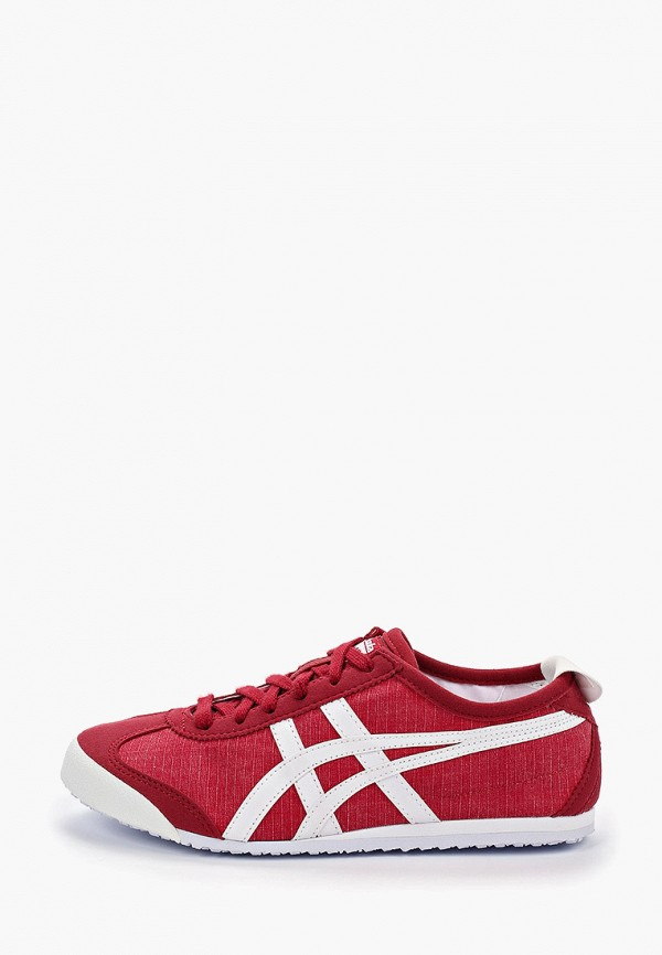 Купить Кроссовки Onitsuka Tiger красного цвета