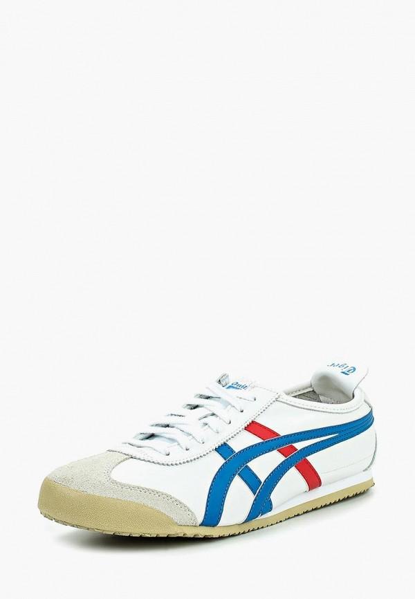мужские кроссовки onitsuka tiger, белые