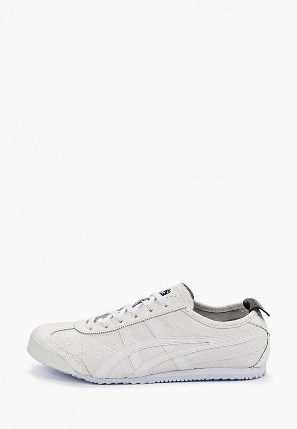 женские кроссовки onitsuka tiger, белые
