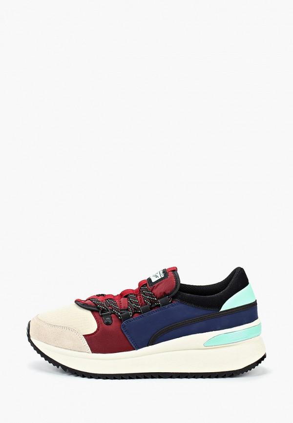 женские кроссовки onitsuka tiger, разноцветные