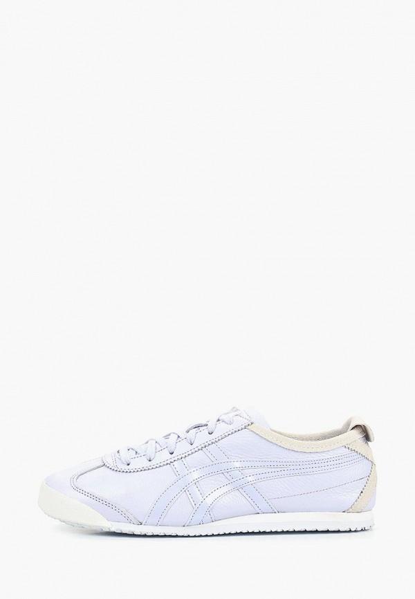 женские кроссовки onitsuka tiger, фиолетовые