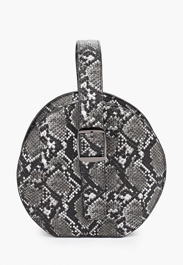 женская сумка ors oro, серая